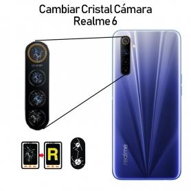 Cambiar Cristal Cámara Trasera Realme 6