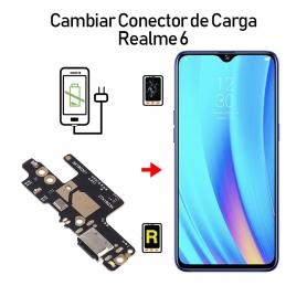 Cambiar Conector De Carga Realme 6