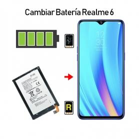 Cambiar Batería Realme 6