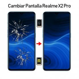 Cambiar Pantalla Realme X2 Pro
