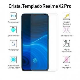 Cristal Templado Realme X2 Pro