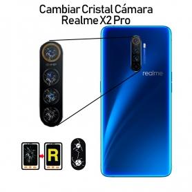 Cambiar Cristal Cámara Trasera Realme X2 Pro