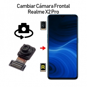 Cambiar Cámara Frontal Realme X2 Pro