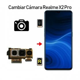 Cambiar Cámara Trasera Realme X2 Pro