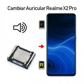 Cambiar Auricular De Llamada Realme X2 Pro