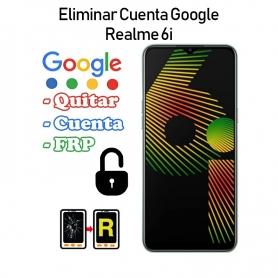 Eliminar Cuenta Google Realme 6i