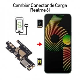 Cambiar Conector De Carga Realme 6i