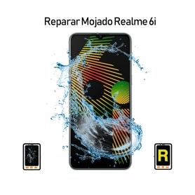 Reparar Mojado Realme 6i