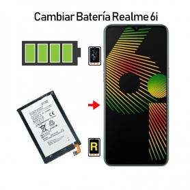 Cambiar Batería Realme 6i
