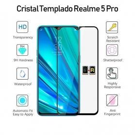 Cristal Templado Realme 5 Pro