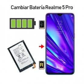 Cambiar Batería Realme 5 Pro