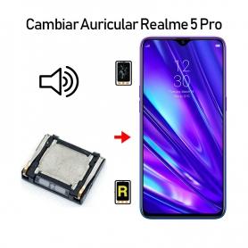 Cambiar Auricular De Llamada Realme 5 Pro