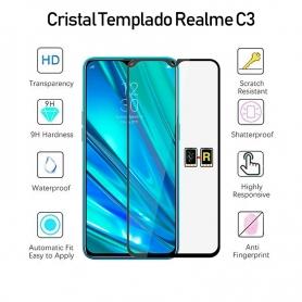 Cristal Templado Realme C3