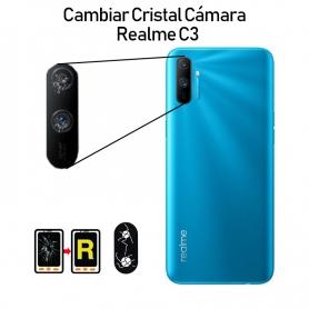 Cambiar Cristal Cámara Trasera Realme C3