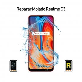 Reparar Mojado Realme C3