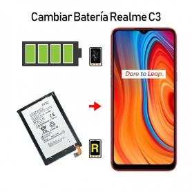 Cambiar Batería Realme C3
