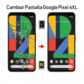 Cambiar Pantalla Google Pixel 4 XL