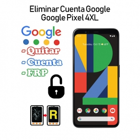 Eliminar Cuenta FRP Google Pixel 4 XL