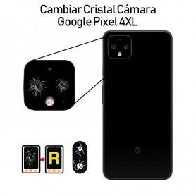Cambiar Cristal Cámara Trasera Google Pixel 4 XL