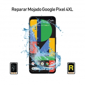Reparar Mojado Google Pixel 4 XL