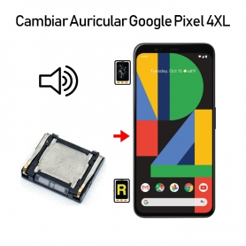 Cambiar Auricular De Llamada Google Pixel 4 XL