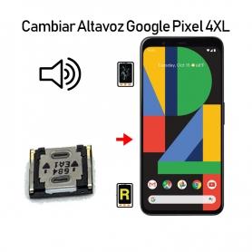 Cambiar Altavoz De Música Google Pixel 4 XL