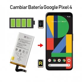 Cambiar Batería Google Pixel 4