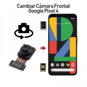 Cambiar Cámara Frontal Google Pixel 4