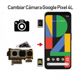 Cambiar Cámara Trasera Google Pixel 4