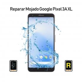 Reparar Mojado Google Pixel 3A XL