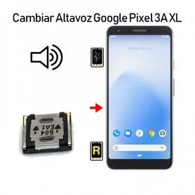 Cambiar Altavoz De Música Google Pixel 3A XL