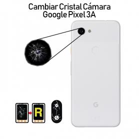 Cambiar Cristal Cámara Trasera Google Pixel 3A