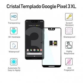 Cristal Templado Google Pixel 3 XL