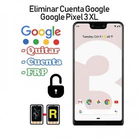 Eliminar Cuenta FRP Google Pixel 3 XL