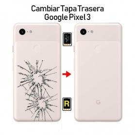 Cambiar Tapa Trasera Google Pixel 3