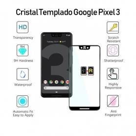 Cristal Templado Google Pixel 3