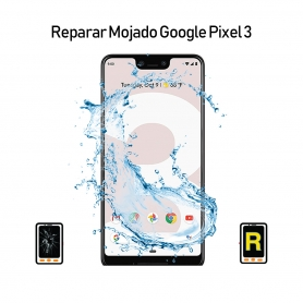 Reparar Mojado Google Pixel 3