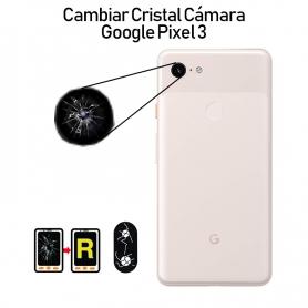 Cambiar Cristal Cámara Trasera Google Pixel 3