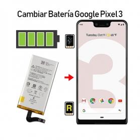 Cambiar Batería Google Pixel 3