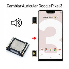 Cambiar Auricular De Llamada Google Pixel 3