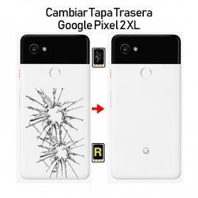 Cambiar Tapa Trasera Google Pixel 2 XL