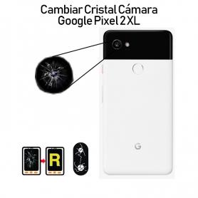 Cambiar Cristal Cámara Trasera Google Pixel 2 XL