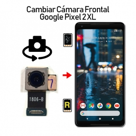 Cambiar Cámara Frontal Google Pixel 2 XL