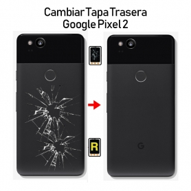 Cambiar Tapa Trasera Google Pixel 2