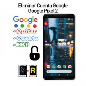 Eliminar Cuenta FRP Google Pixel 2
