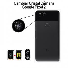 Cambiar Cristal Cámara Trasera Google Pixel 2