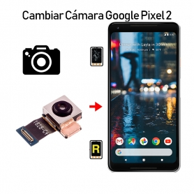 Cambiar Cámara Trasera Google Pixel 2
