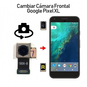 Cambiar Cámara Frontal Google Pixel XL