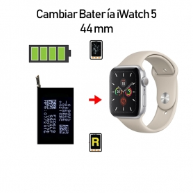 Cambiar Batería Apple Watch 5 (44MM)