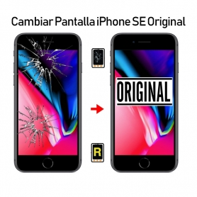 Cambiar Pantalla iPhone SE 2020 Original